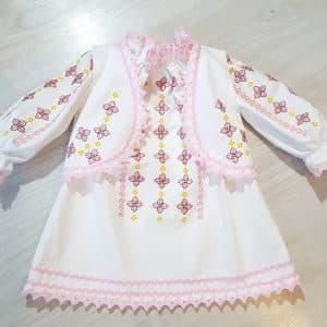 Rochita pentru botez traditionala